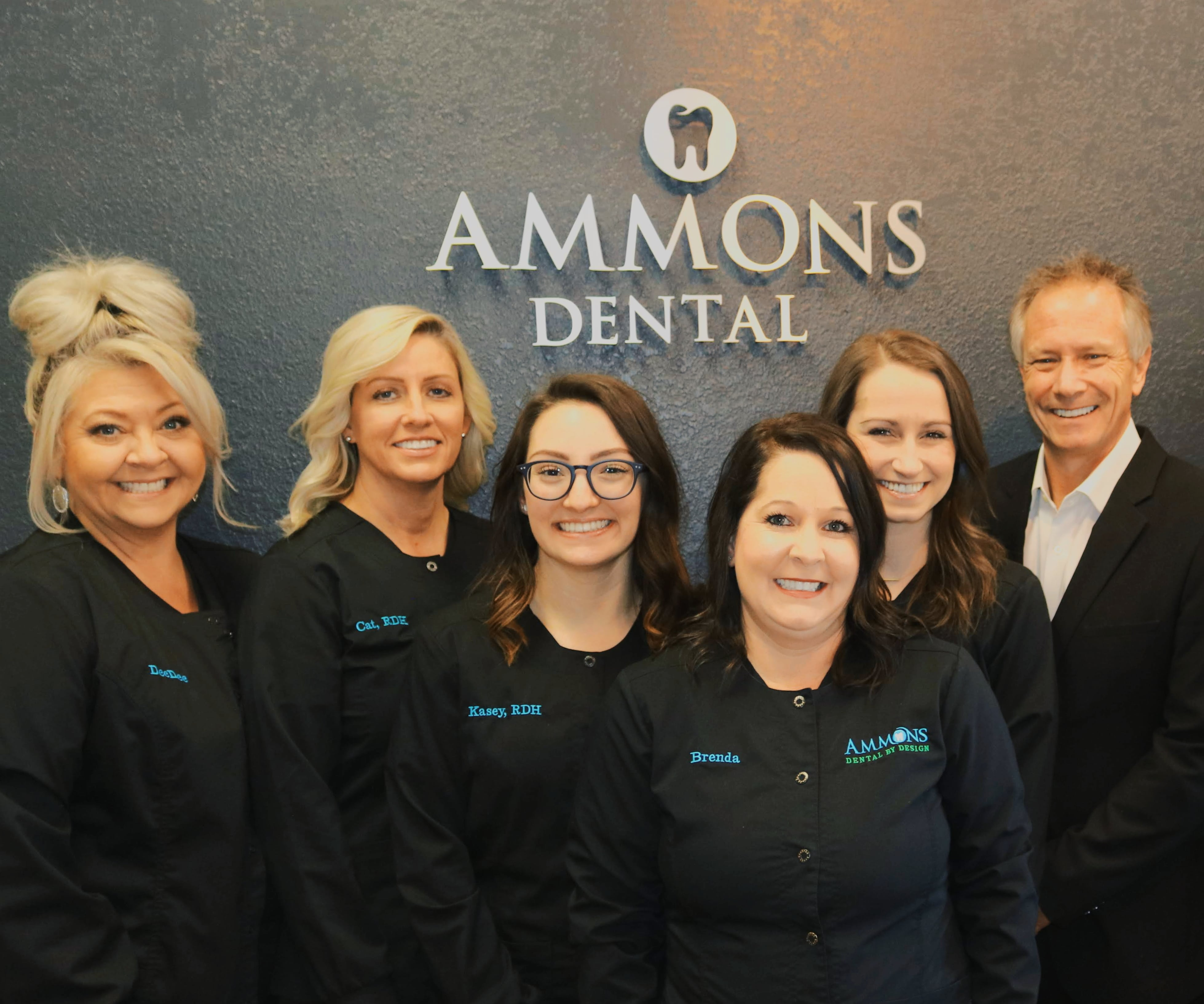 Ammons Dental by Design Summerville team